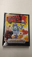 Atari Lynx Spiel - Crystal Mines II (mit Ovp)