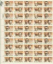 #2055-8 - 20¢ American Inventors Issue - Mnh Sheet of 50 Face Value $10.00