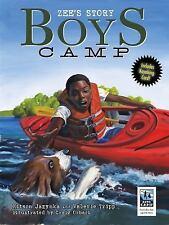 Boys Camp: Zee's Story by Valerie Tripp and Kitson Jazynka (2015, Hardcover)