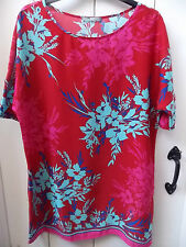 Marks and Spencer Women's Boat Neck Tunic, Kaftan Tops & Shirts