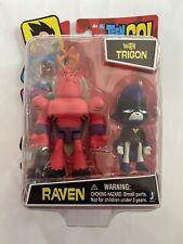Teen Titans Go! Raven With Trigon Figure Set. Live The Adventures