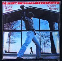 MFSL 2 LP  BILLY JOEL  ** SEALED PROMO **  GLASS HOUSES  45 RPM   Half Speed