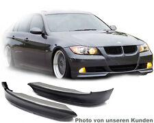 E90 BMW 3er vor Facelift Frontspoiler Frontlippe Splitter Flap Flaps flip Kante