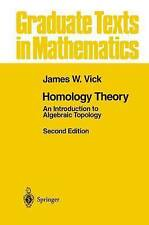 Homology Theory: An Introduction to Algebraic Topology (Graduate Texts in Mathem