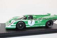 Frontiart f018-07 Porsche 917 7 David Piper verde blanco 1:18 nuevo con embalaje original