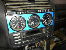 Universal Single DIN 3 52mm Gauge Adapter  BMW + Others