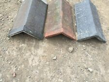 Reclaimed Roof Tiles Capped Ridge Red