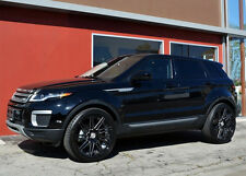 "22"" ROAD FORCE RF11 WHEELS RIMS SET FOR RANGE ROVER EVOQUE 5X108 / 22X9.0"""