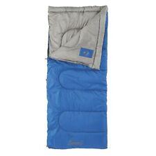 COLEMAN 2000023829 SLEEPING BAG 50 REG BLUE - HOTT DEALS