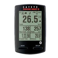 Cateye Padrone Smart+ Plus Triple Speed/CDC/Heart Rate CC-SC100B Cycle Computer
