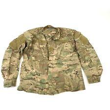 Multicam Jacket DEFECT Combat Uniform Coat Insect Flame Resistant MEDIUM REGULAR