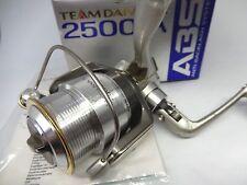 EXC.+++ DAIWA TEAM DAIWA-X 2500iA W/ 8 BALL BEARINGS Spinning Reel Made in Japan