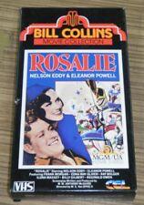 VHS Movie - Bill Collins Movie Collection: Rosalie