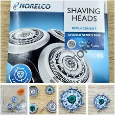 3PCS OEM GENUINE Norelco Philips Shaver Razor Head Blade Cutter SH90 S9000 RQ12+