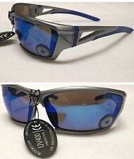 Read Listing! Dallas Cowboys XLG 3D logo on XTREME SILVER WRAP Sunglasses.!