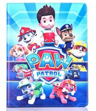 "Paw Patrol Leather Smart Cover Case : iPad Air/Air/9.7"" iPad & mini 1/2/3"