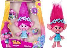 Trolls Poppy Hug Time Harmony Figure Watch Hair Ages 4+ Toy Doll Soft Plush Play