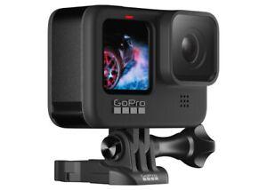 Caméra sport GoPro HERO 9 Black Actioncam - 5K / 30 BpS CHDHX-901-RW 5K, GPS,