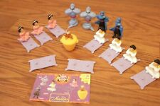 Disney Nestle Magic Aladdin Toys Cake Toppers Decorations Party Lot