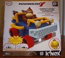 Mario Kart 7 K'Nex Donkey Kong with Bolt Buggy – Brand New