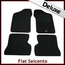 Fiat Seicento (1998 1999 2000 2001...2003 2004) Tailored LUXURY 1300g Car Mat