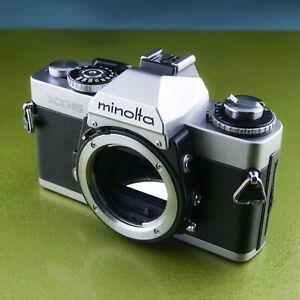MINOLTA XD5 body, nice condition, SLR camera 35 mm XD-5 Japan XD series ☆☆☆