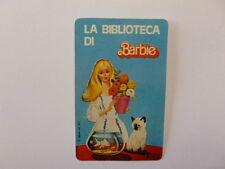VECCHIO ADESIVO ORIGINALE /Old Sticker Autocollant BARBIE MATTEL 1977 (cm 5x8) b
