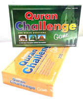 SPECIAL OFFER: Quran Challenge + Junior Quran Challenge Board Game - Set of 2