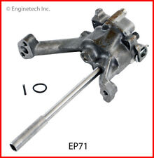 Engine Oil Pump Enginetech EP71 fits 72-74 International MS1210 6.4L-V8
