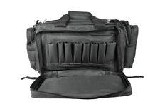 3S Tactical Pistol Range Bag w/ 5 Pockets & Strap - Bag-Range-Pistol-Blk