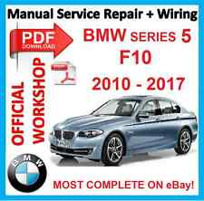 # OFFICIAL WORKSHOP  MANUAL service repair BMW series 5 F10  2010 - 2016