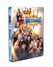 WWE: Wrestlemania 33 (Limited Edition Steelbook) [Blu-ray]
