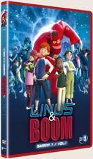 Linus et Boom - DVD neuf sous Blister