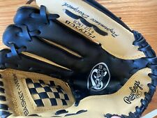 Used Children Rawlings PL195CB 9 1/2inch. For right-handed thrower