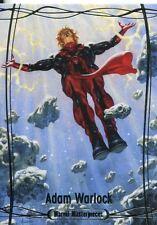 Marvel Masterpieces 2016 Base Card #23 Adam Warlock #/ 1999