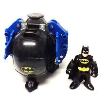 Fisher GIOCATTOLI Imaginext BATMAN Price BATPOD Mini Veicolo & Figure Set LOTTO, giustizia