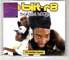 (HI789) Oblit-R8, Street Wise - CD