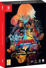 Streets of Rage 4 Switch Signature Edition neuf sous blister