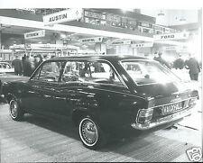 Vauxhall Viva SL Estate Original Italian Motor Show Photograph 1966
