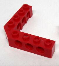 Lego Winkel Lochbalken 5x5 Technik 32555 rot Technic Set 8652 10143