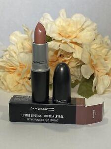 MAC LUSTRE LIPSTICK - 513 MIDIMAUVE - NIB FS Authentic Fast/Free Shipping