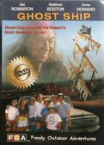 Ghost Ship DVD 1992 Reg 1 US Adventure PG Rated RARE Jay Robinson Matthew Boston