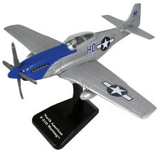 Smithsonian InAir E-Z Build P-51 Mustang Model Kit - Age 3 & Up - 5 Minute Build