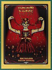 Umphrey's McGee gig poster @ Fox Oakland 2016 by Zoltron   - sue nami -