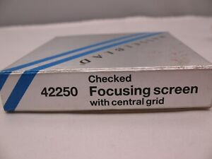 Hasselblad Checked Focusing Screen with Central Grid 42250