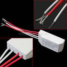 AC 220V-240V to 12V LED White Electronic Transformer Smart Power Supply Driver