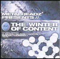 Metalheadz Presents: The Winter of Content - Various Artists  ** BRAND NEW CD **