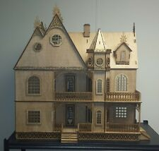 Jasmine Gothic Victorian  Dollhouse1:12 scale Large Kit