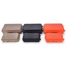Big size!Outdoor Shockproof Waterproof Airtight Survival Storage Case  Boxes EF