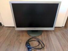 Fujitsu Siemens SCALEOVIEW X20W-2 PC Computer Monitor 20